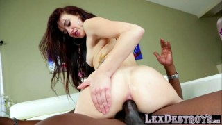 Redhead Mandy Muse gets destroyed by Lex