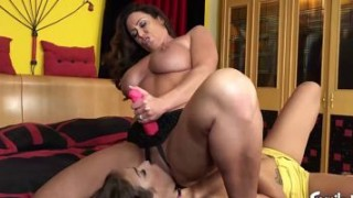 Carmen Caliente Has Been Begging Her Stepmom for a Boob Job
